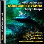 Аудиокнига Большая глубина