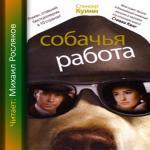 Аудиокнига Чет и Берни Литтл. Книга 1. Собачья работа