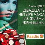 Аудиокнига Двадцать четыре часа из жизни женщины