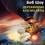 Аудиокнига Мир и Верхний Мир. Книга 2. Деревянные космолеты