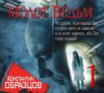 Аудиокнига Молот ведьм (триллер)