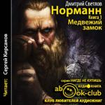 Аудиокнига Норманн. Книга 1. Медвежий замок