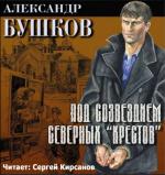 """Аудиокнига Под созвездием северных """"Крестов"""""""