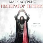 Аудиокнига Разрушенная империя. Книга 3. Император Терний