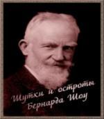 Аудиокнига Шутки и остроты Бернарда Шоу