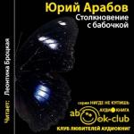 Аудиокнига Столкновение с бабочкой