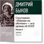 Аудиокнига Стругацкие. Пикник на обочине – вся правда об СССР. Часть вторая