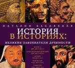 Аудиокнига Великие завоеватели древности
