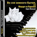 Аудиокнига Во сне земного бытия, или Моцарт из Карелии