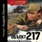 Аудиокнига Золушки объекта 217