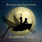 Аудиокнига Сказки и были Безлюдных Пространств. Книга 1. Дырчатая Луна